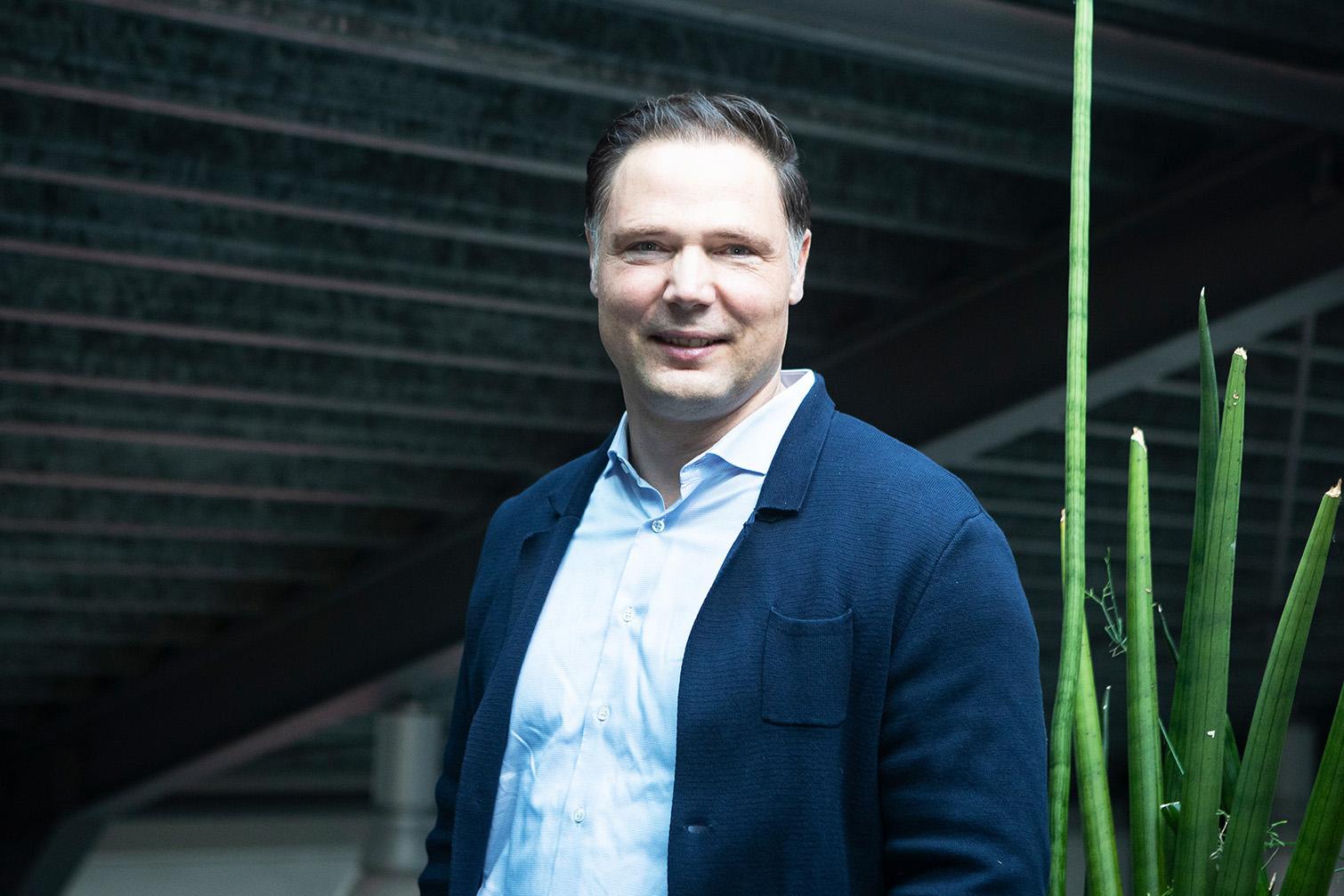 Ramon Wirsching - Prokurist Metallbau Lamprecht
