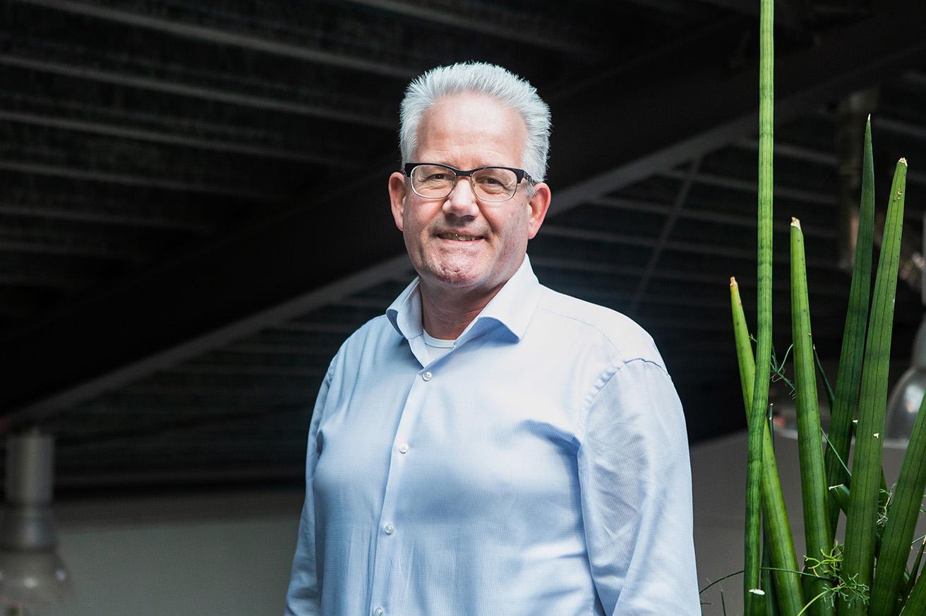 Thomas Rüping - Geschäftsführer Metallbau Lamprecht