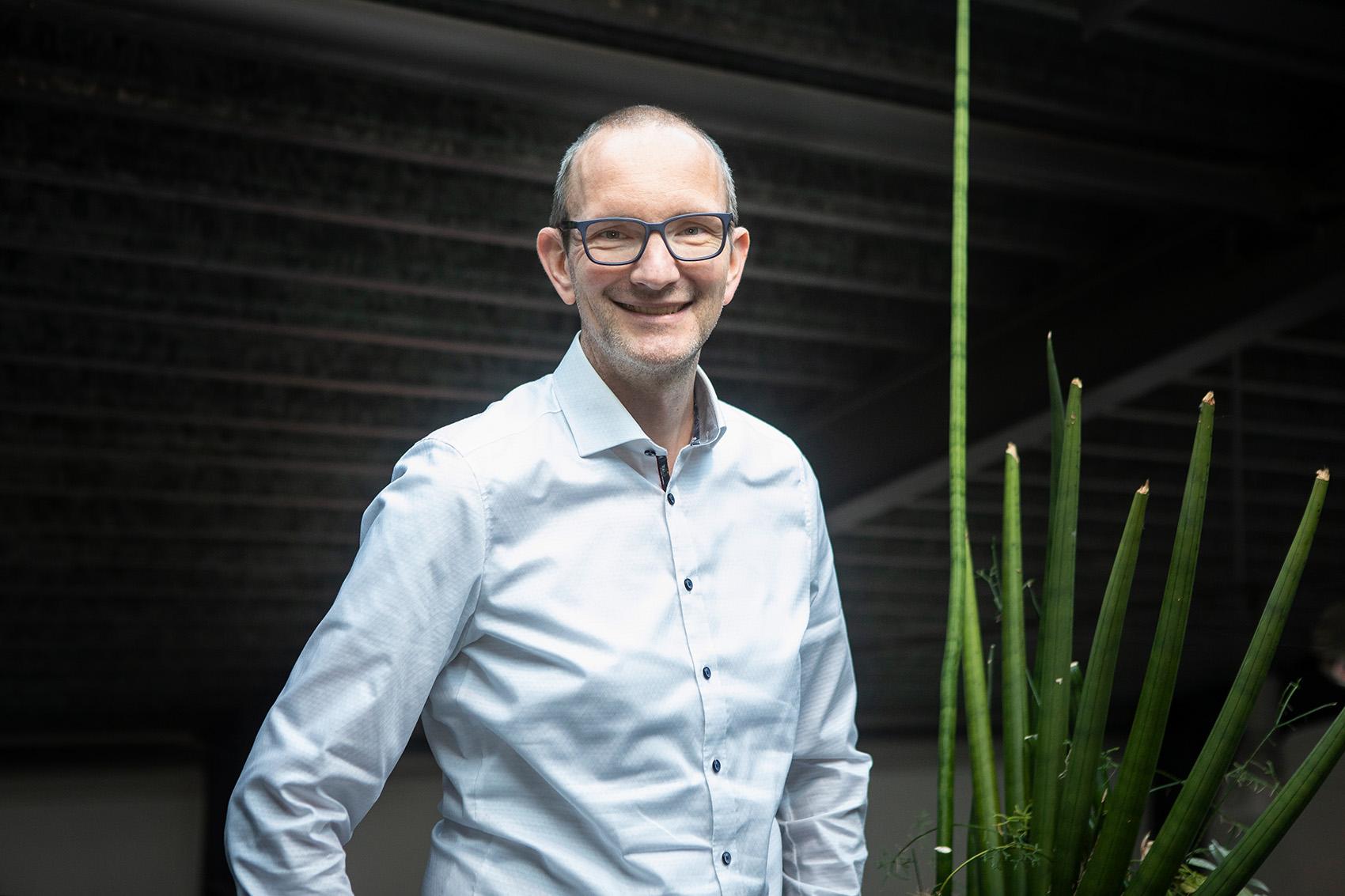 Christian Lamprecht - Geschäftsführender Gesellschafter Metallbau Lamprecht