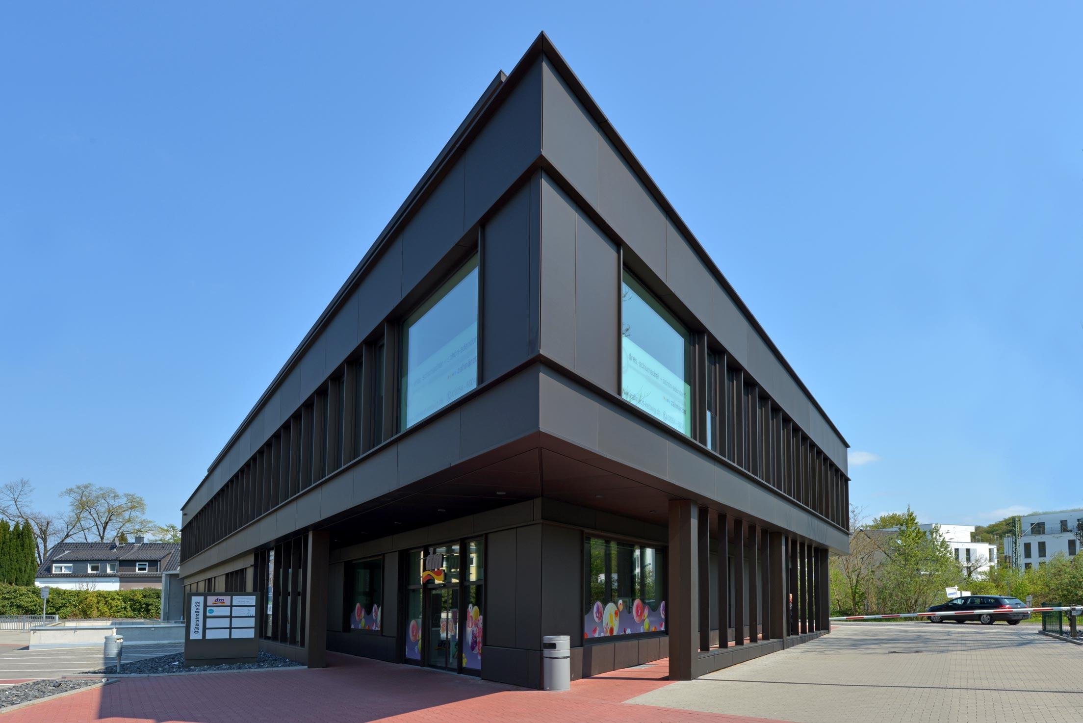 Neubau EKZ Güterstraße
