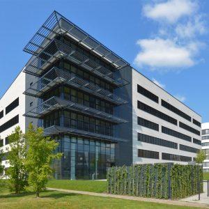 Neubau Bürogebäude Air-Park