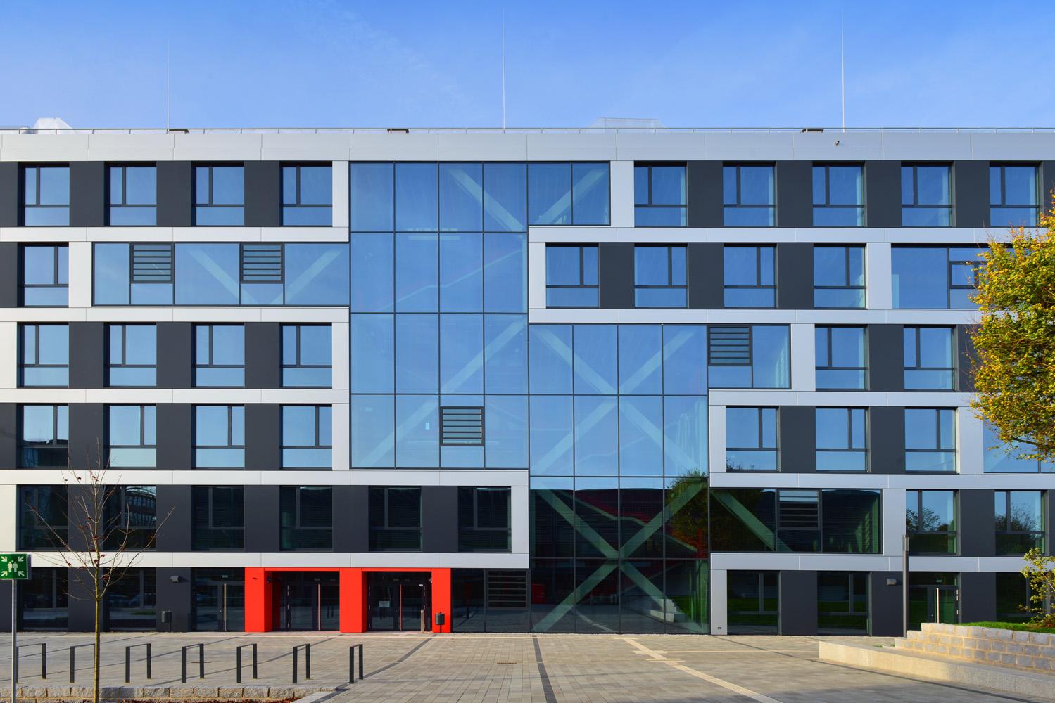Neubau Seminargebäude FB HS Bochum