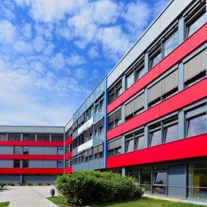 Sanierung Schulgebäude Berufskolleg