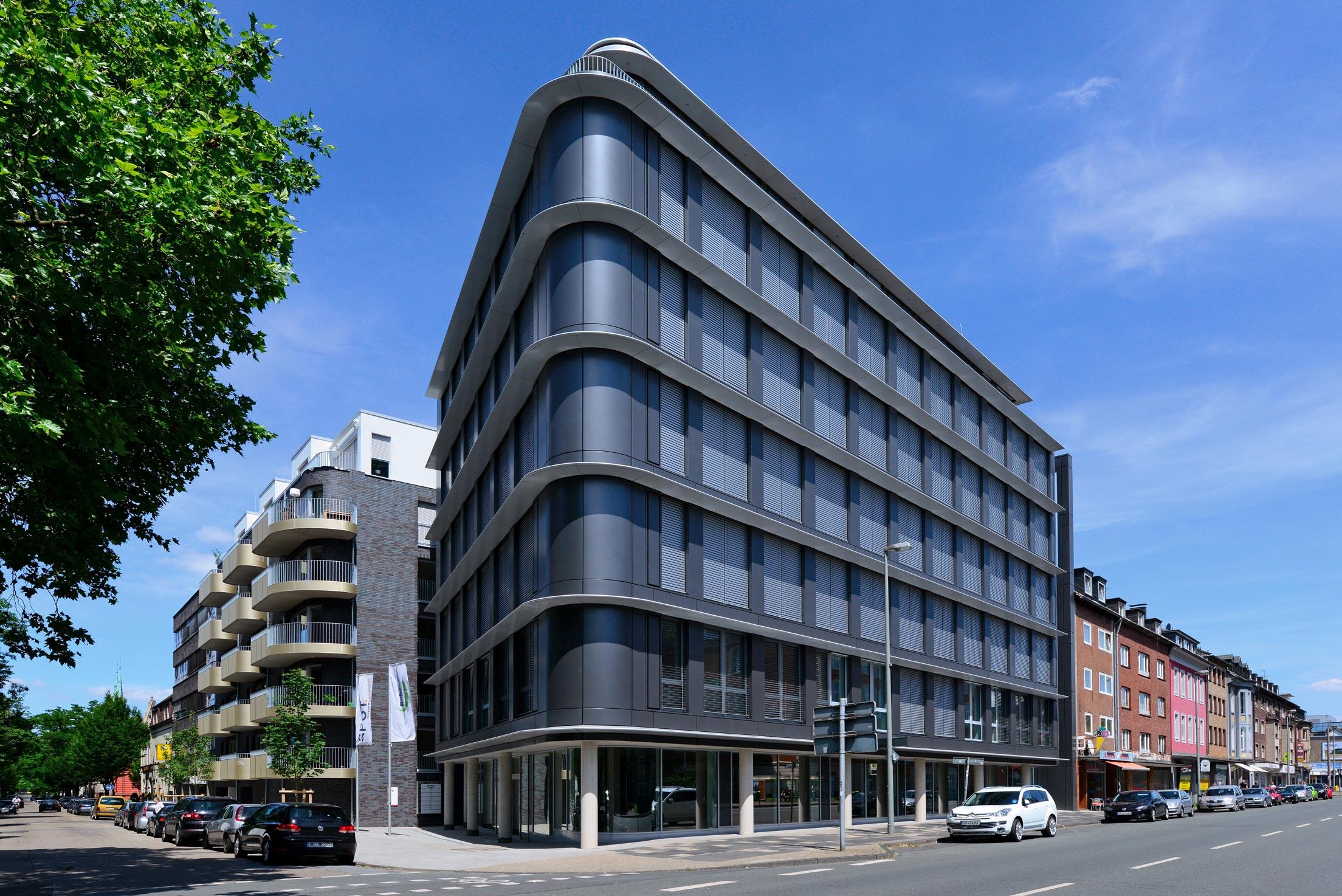 Neubau Bürogebäude SPOT