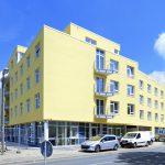 Neubau Wohn- und Geschäftshaus Union Carré