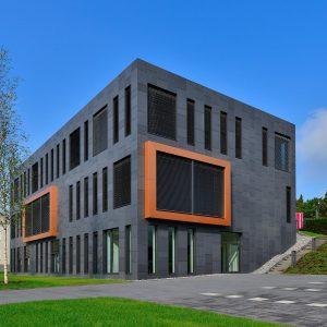 Neubau Bürogebäude Spedition Winner