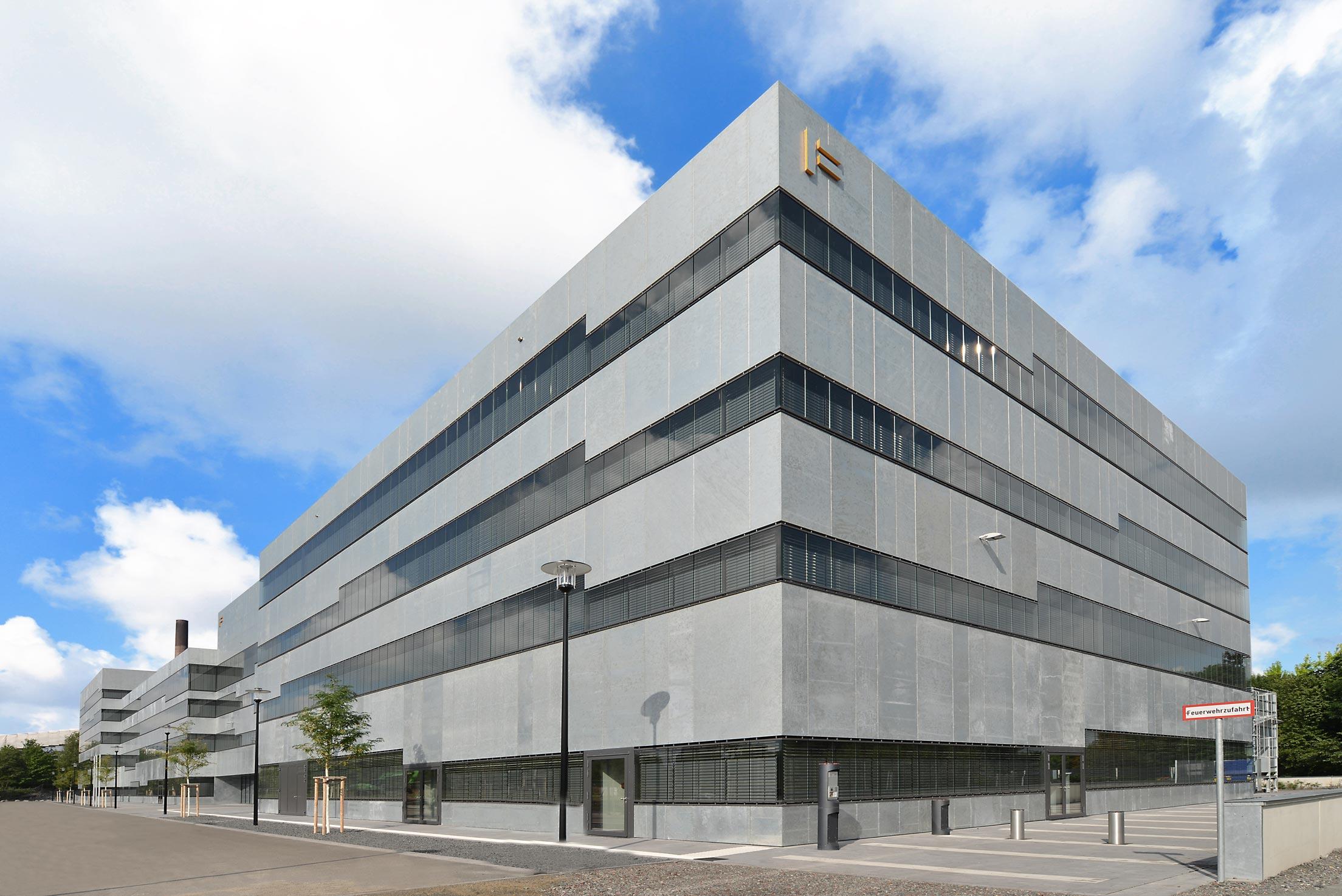 Neubau Folkwang Universität der Künste